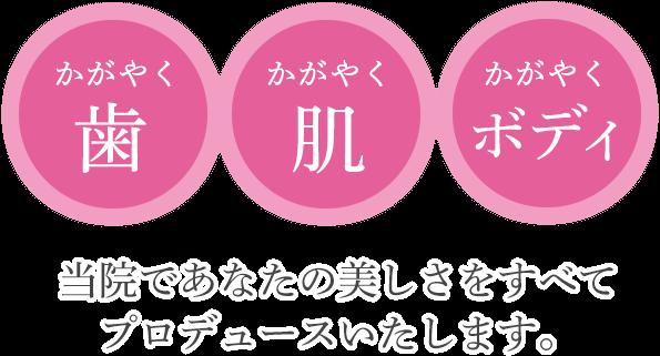 【画像】東京素肌クリニックメインビジュアル